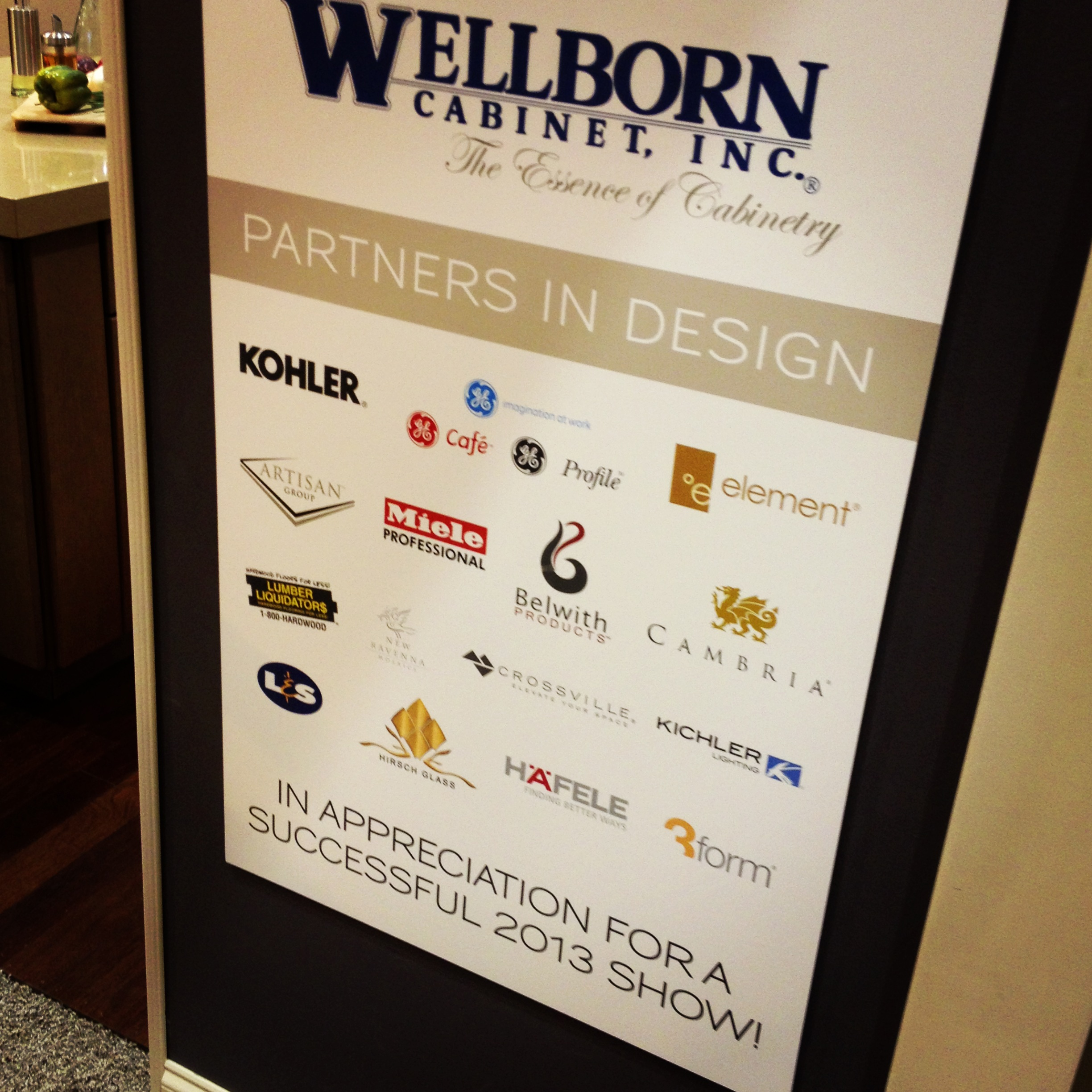 Thanks to all our Partners!