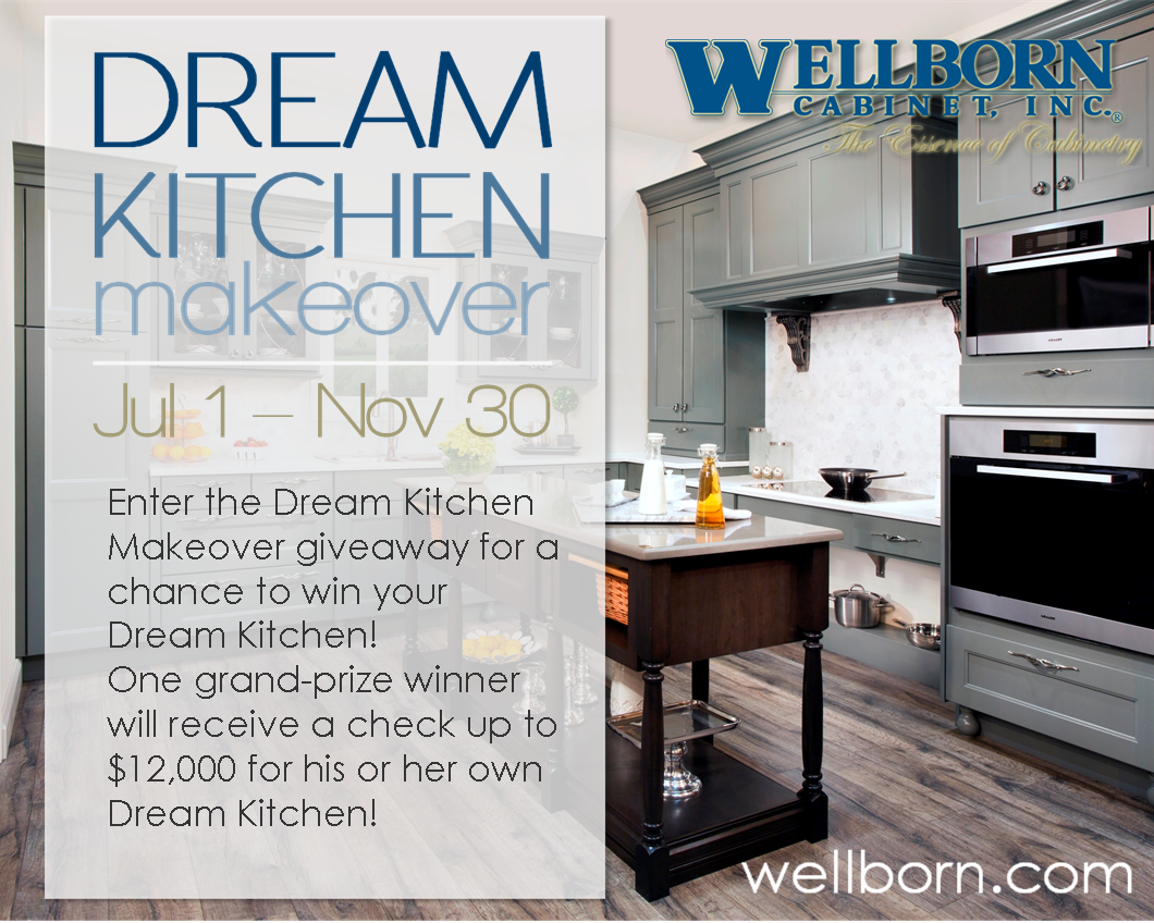 Dream Kitchen Makeover #8 Begins Today