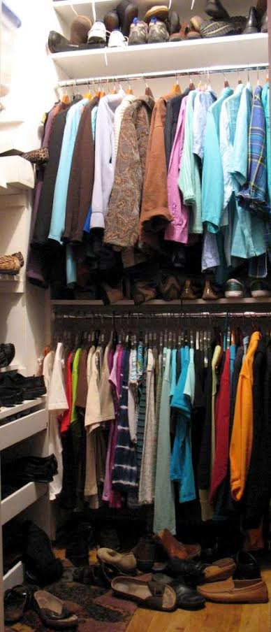 Closet Design with Denise Butchko – Shoe Storage – What's Your Pick?