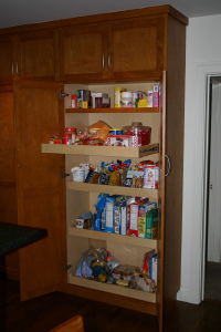 What does your Pantry do?