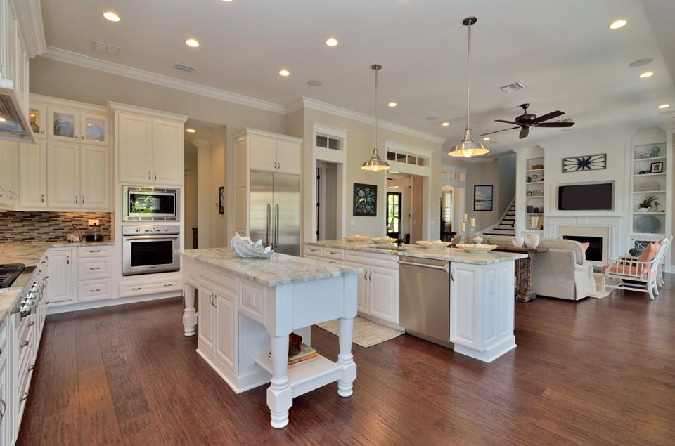 Southern Living Custom Builder Showcase Home