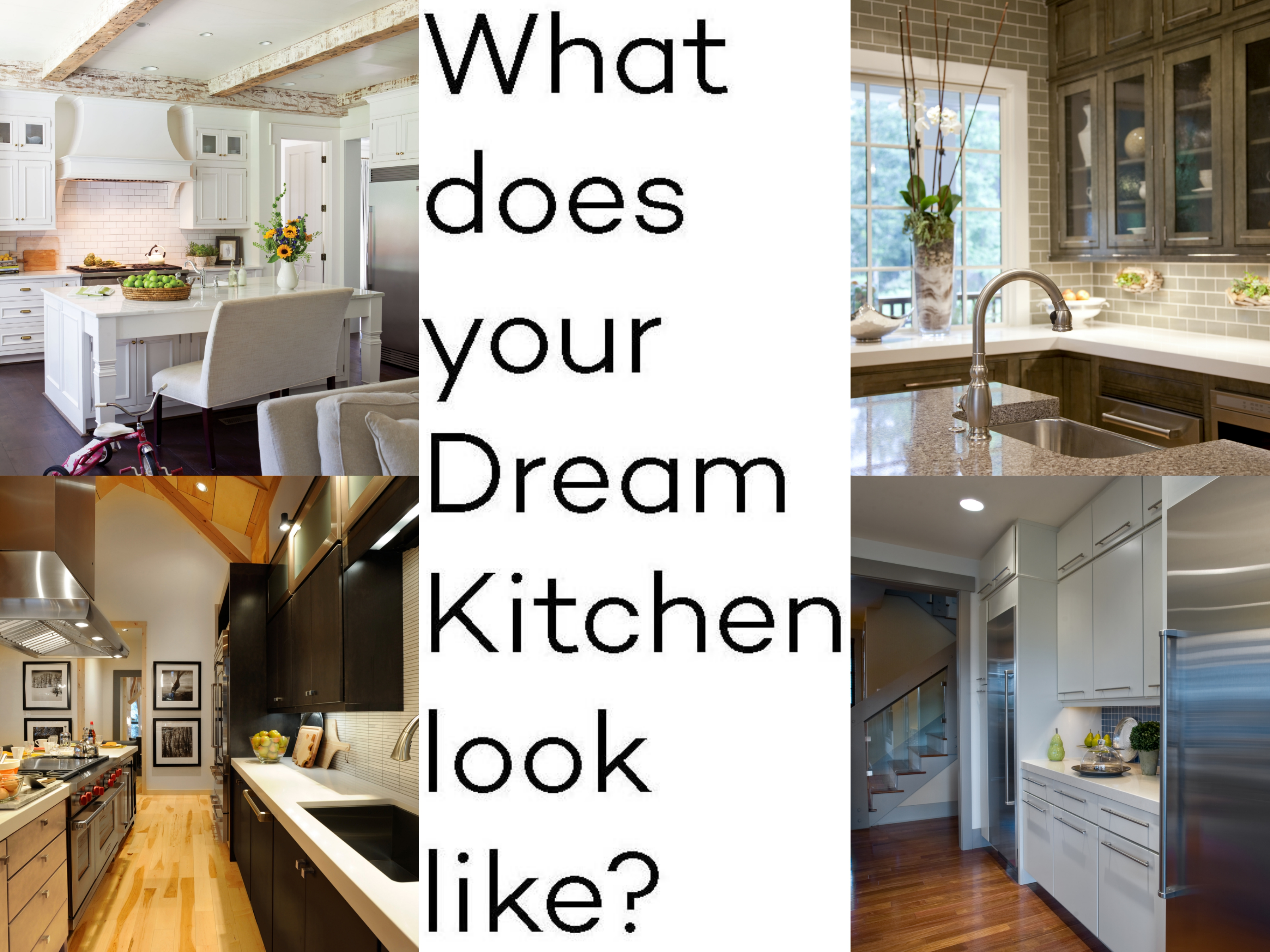Dream Kitchen Makeover Contest - 11 days left to enter