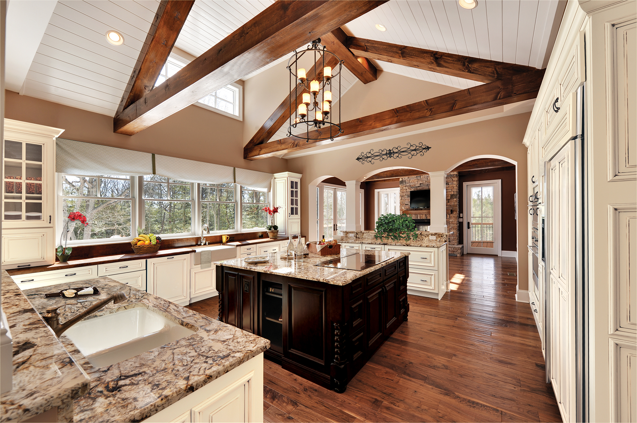 Simple Kitchen Style what's your kitchen style? | wellborn cabinet blog