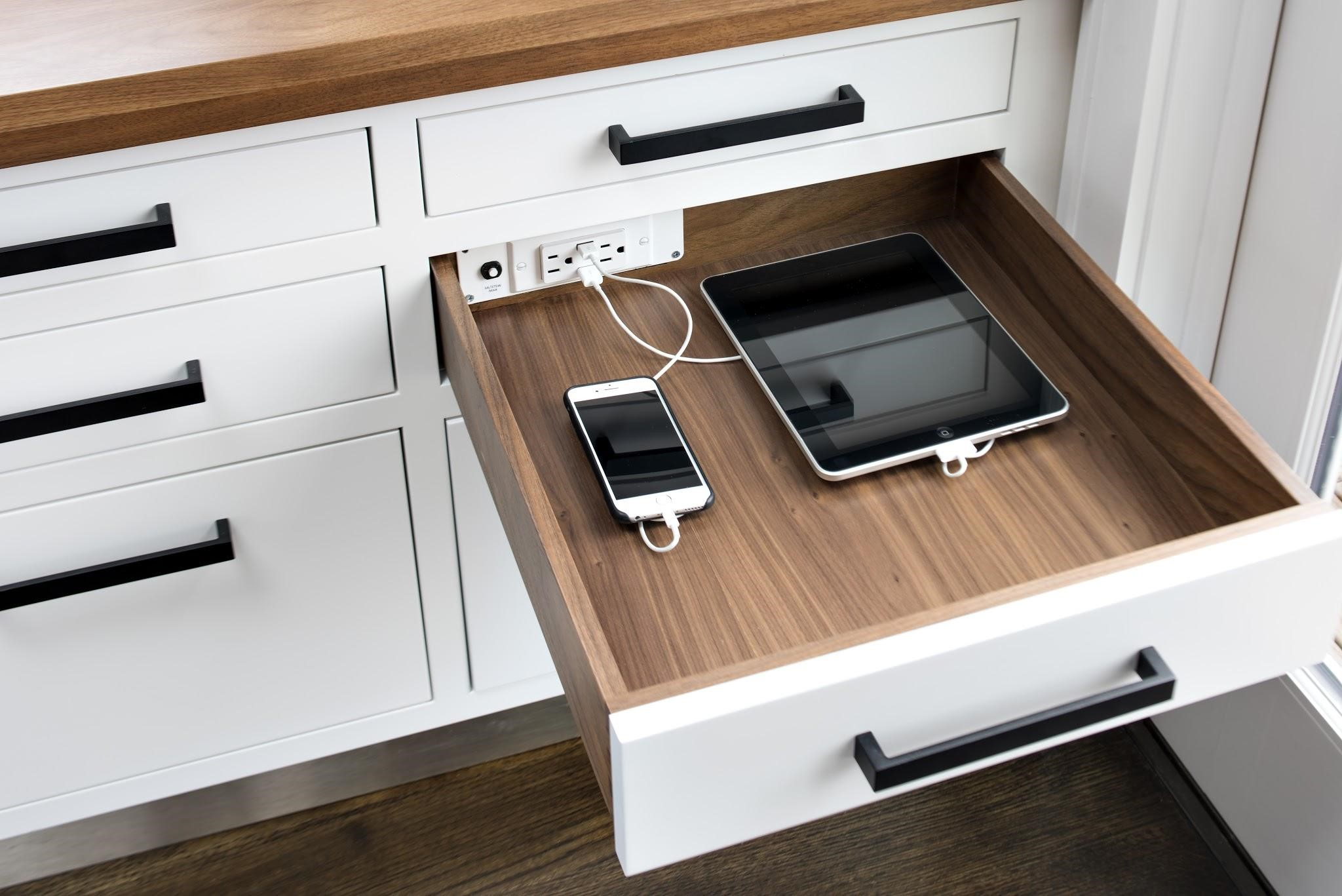 Cool Wall Receptacle The 5 Smartest Solutions Your Cabinets Need Now