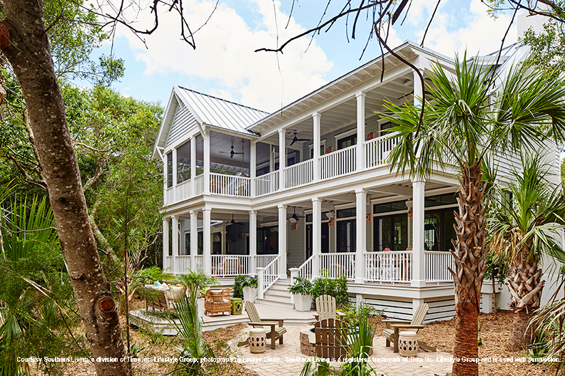 2017 Coastal Living Idea House - Bald Head Island, NC