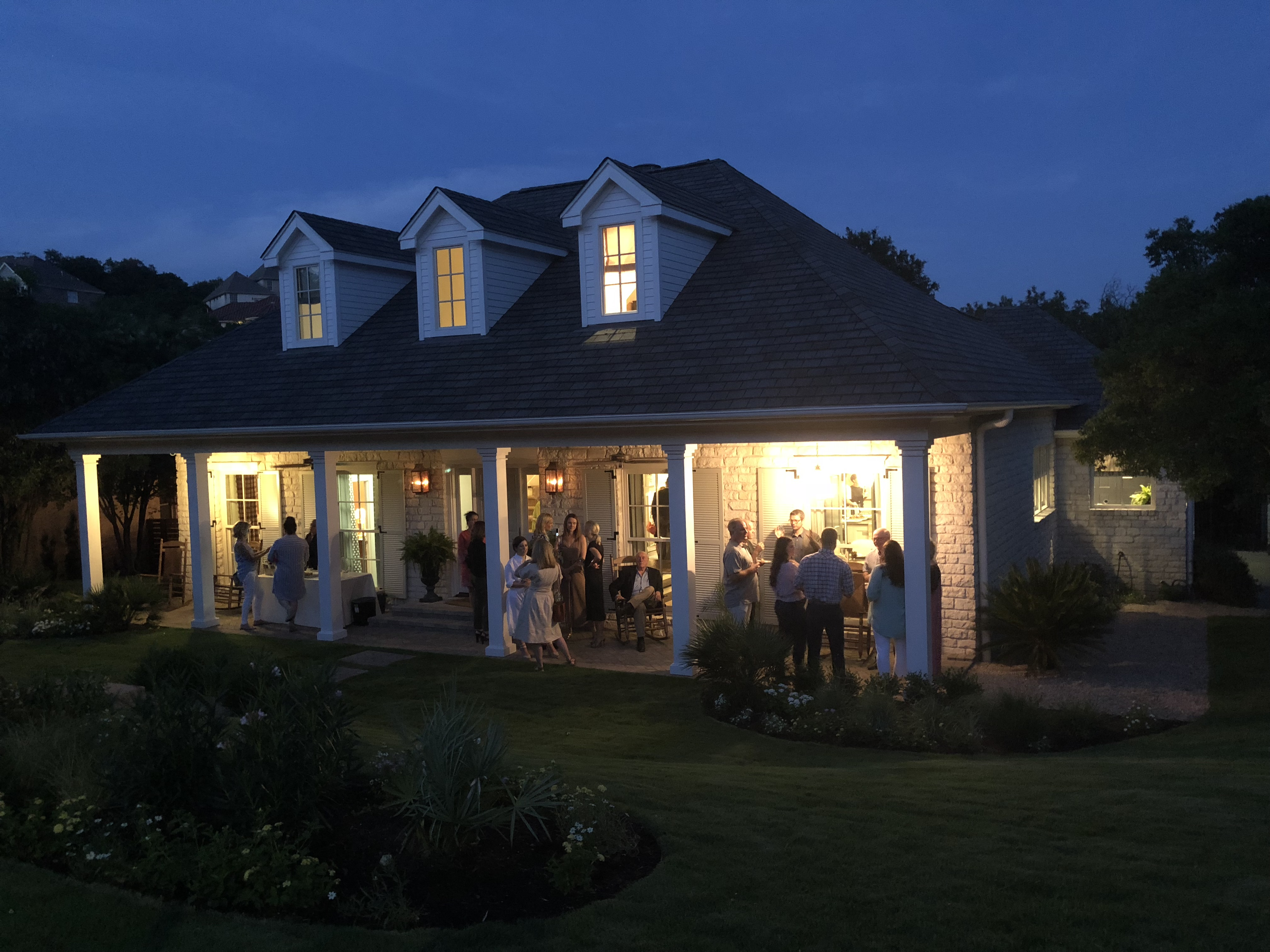 the 2018 southern living idea house tour was inspiring and relaxing we cant wait for our southern living vip party in september