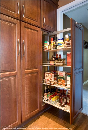 Wellborn Cabinet Inc Wants To Be Part Of Your Pantry