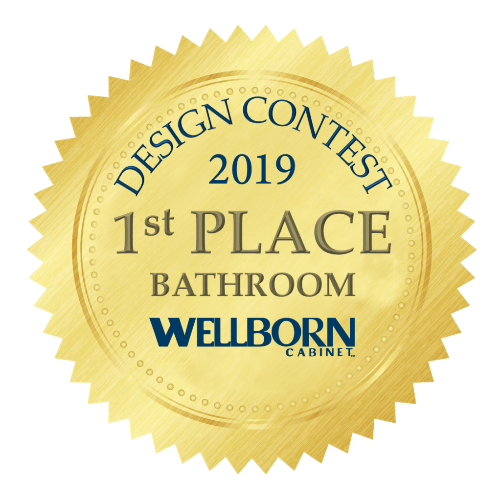 first place bathroom design contest 2019