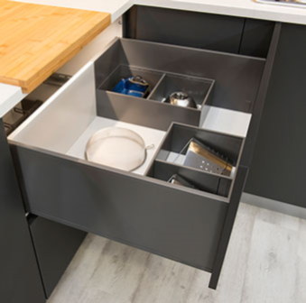 storage solution pull out drawer