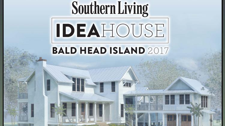 2017 Southern Living Idea House in Bald Head Island