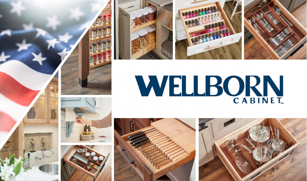 wellborn cabinet made in america