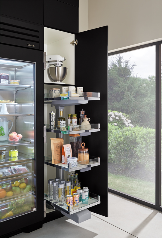 tall pantry pullout