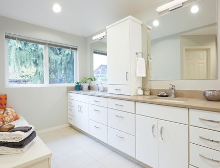 affordable bathroom remodel